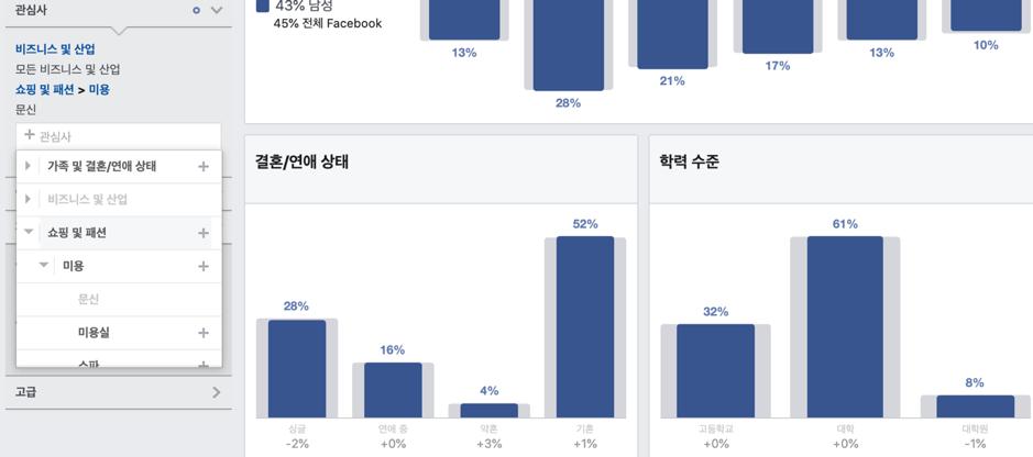 페이스북 페르소나개발