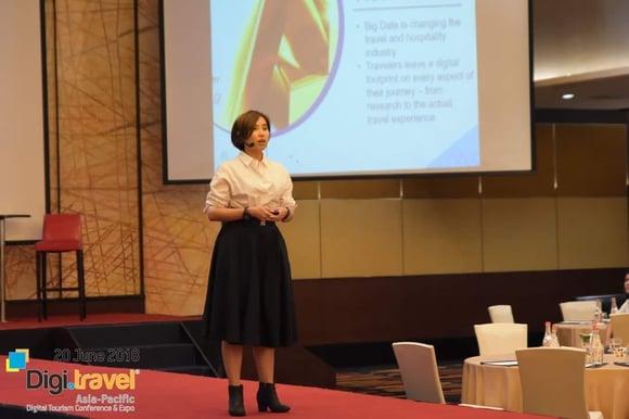 '퍼포마스', 저명 국제 디지털 컨퍼런스 참가