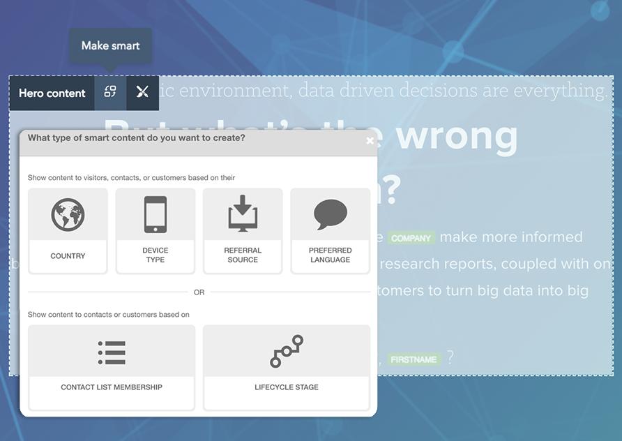 마케팅 인공지능 허브스팟